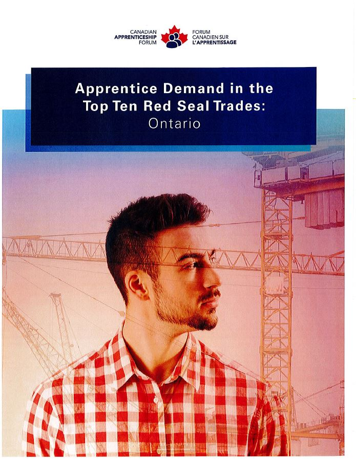 Canadian Apprenticeship Forum uses Research to Determine the Top 10 In-demand Skilled Trades to 2028. Click the image to visit the website and read the full report.